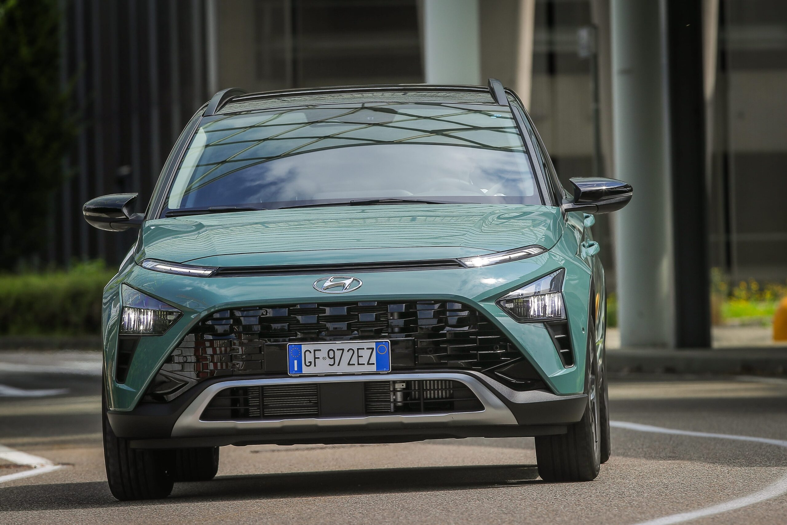 Nuova Hyundai BAYON (01)